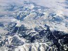 Überflug Pyrenäen