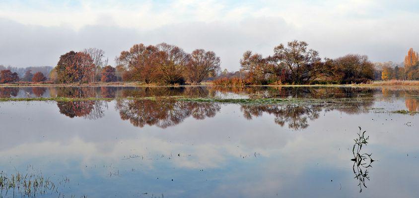 --- überflutet ---