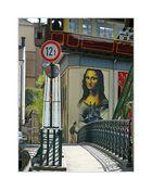 ... übergang am Moritzstraßebrücke