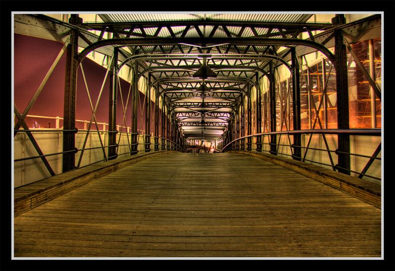 Übergang Landungsbrücken
