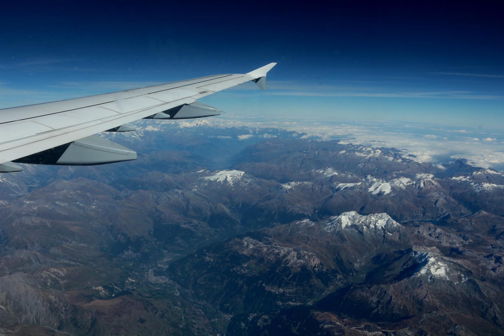Übern den Alpen