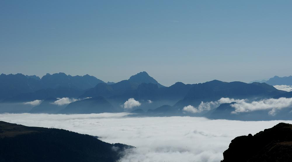 ,,Übern Nebelmeer,, ...