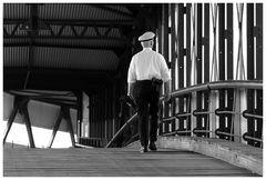 Überseebrücke ...