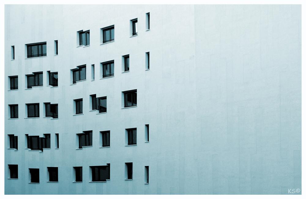 Überseequartier-Fassade