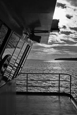 übersetzung vom mainland auf fraser island