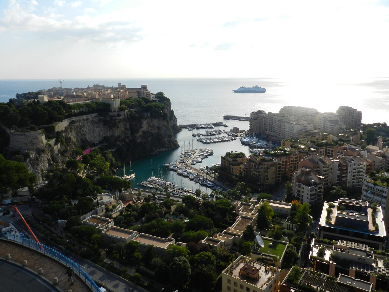 Übersicht von Monaco