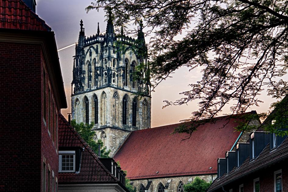 Überwasserkirche - Münster