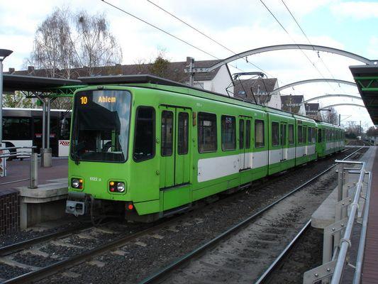 ÜSTRA Tram