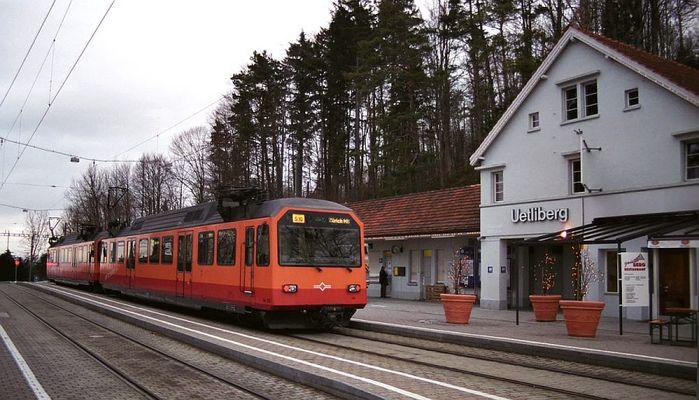 Uetlibergbahn IX