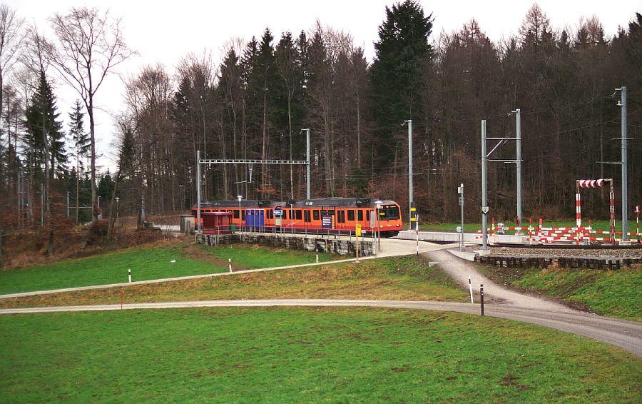 Uetlibergbahn VII