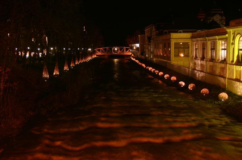 Uferlichter an der Ahr I