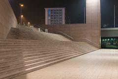 Uferpromenade und Treppe