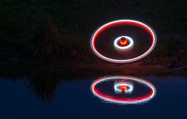UFO am See