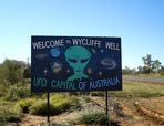 UFO Capital Wycliffe Well