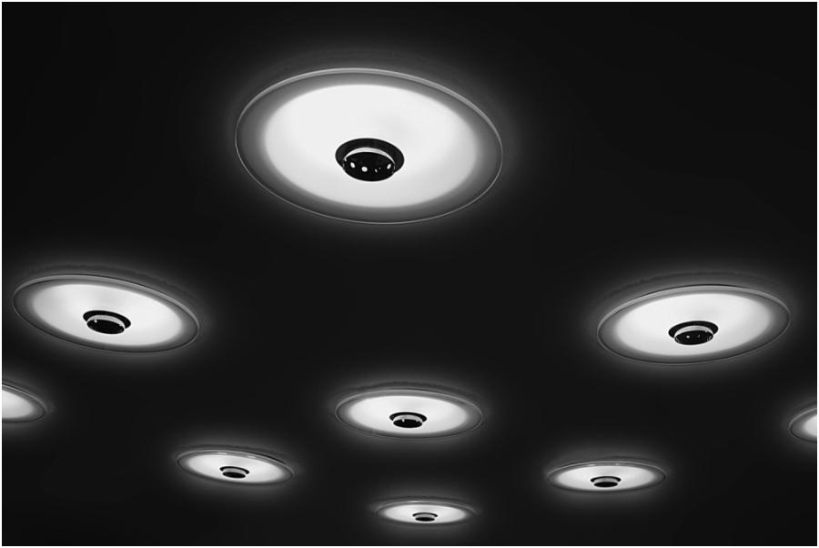 UFO-Formationsflug