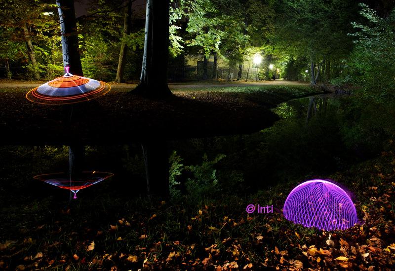 Ufo gegen Dom