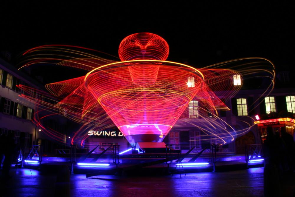 Ufo in Basel