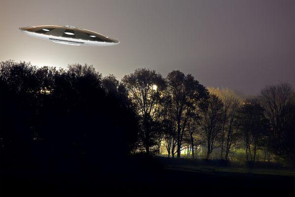 Ufo-Invasion