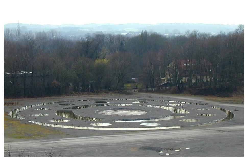 UFO-Landeplatz?