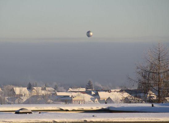 UFO über Ilmenau?