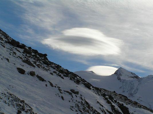 UFO über Obergurgl