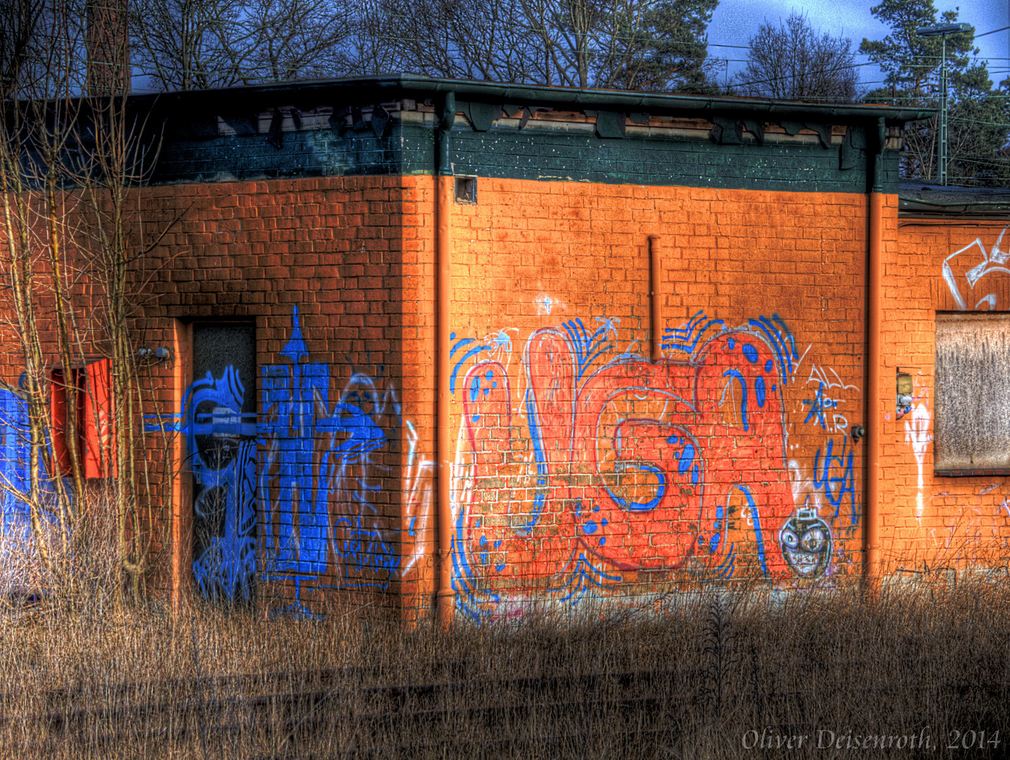 UGA Graffiti Treysa