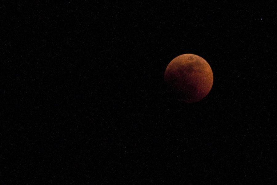 * uganda. moon eclipse #2 *