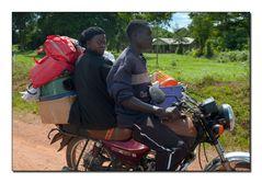Uganda Personentransport
