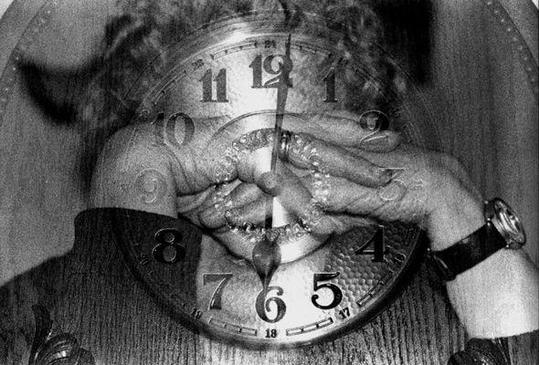 'Uhr-Oma'