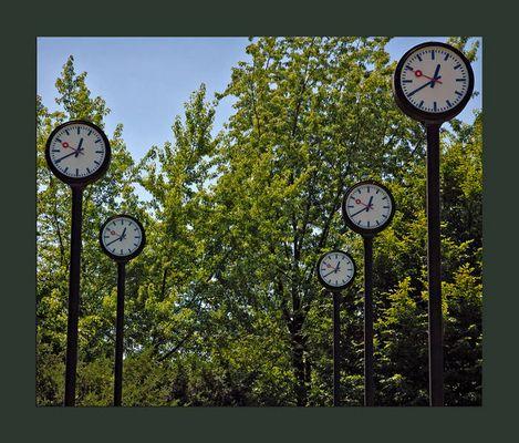 Uhr-Wald