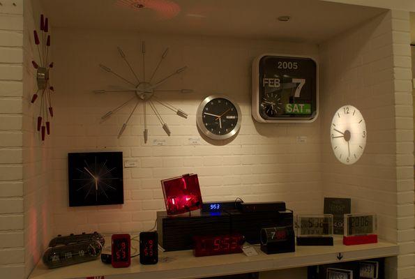 Uhren bei Habitat