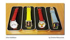 Uhren Kollektion