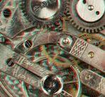Uhrendetail [3D]
