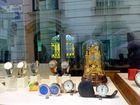 Uhrenmuseum in Wien 1010 mit spiegelung