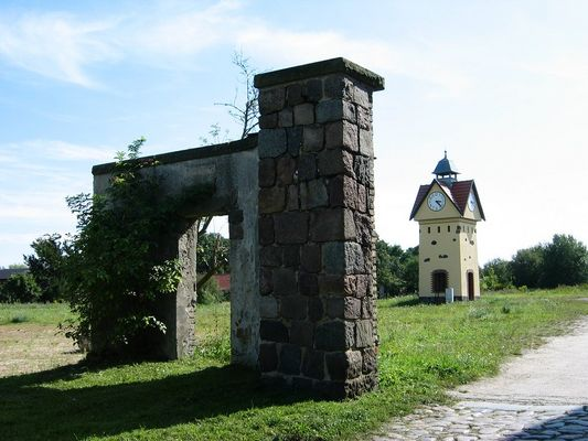 Uhrenturm zu Gielsdorf