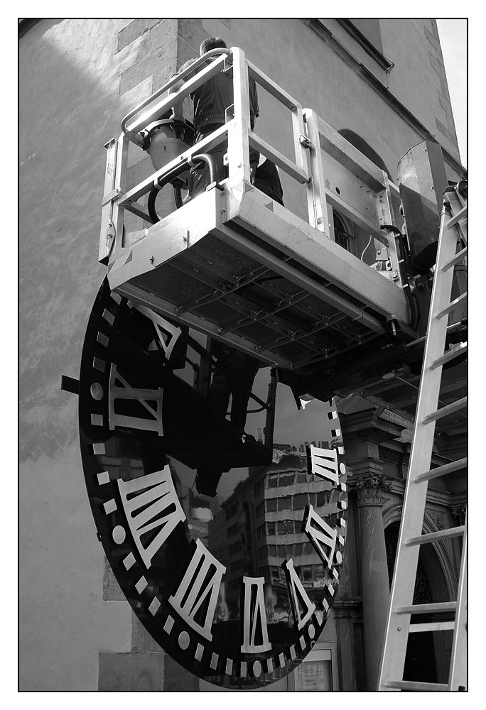 Uhrmacher XXL