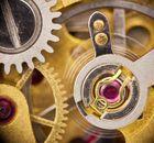 Uhrwerk-Detail