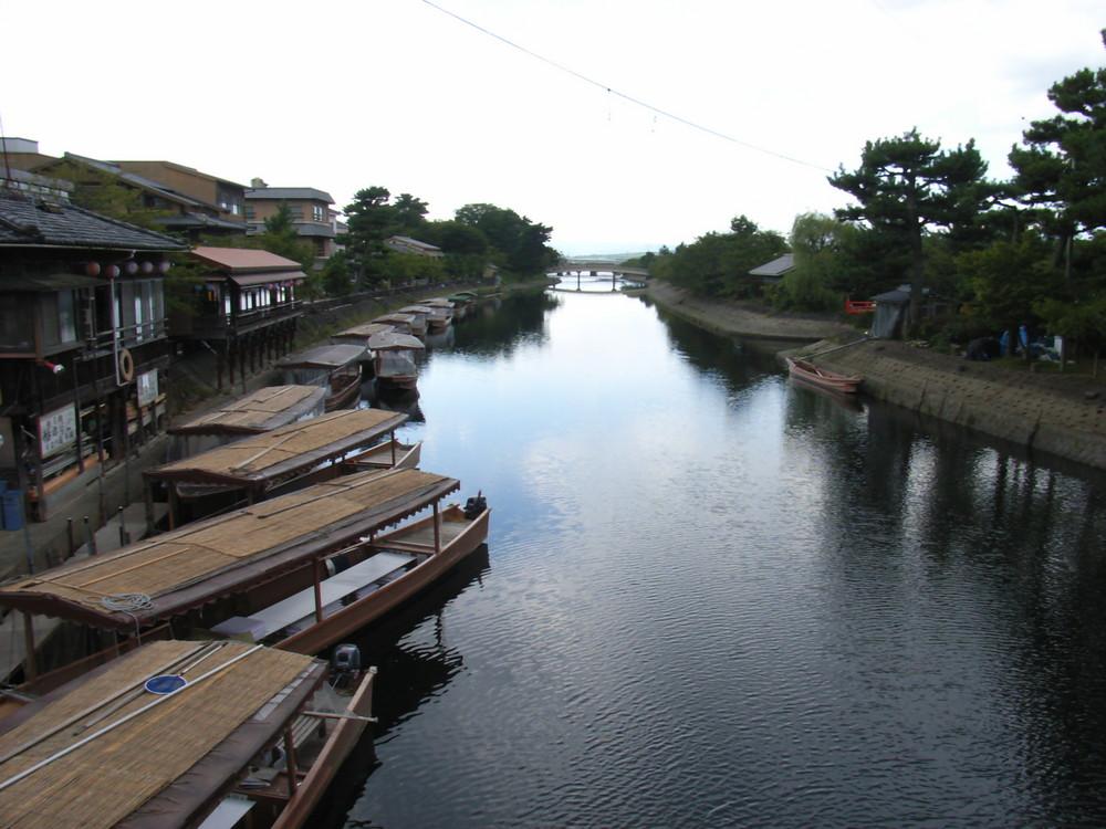 Ujigawa (Name des Flusses)