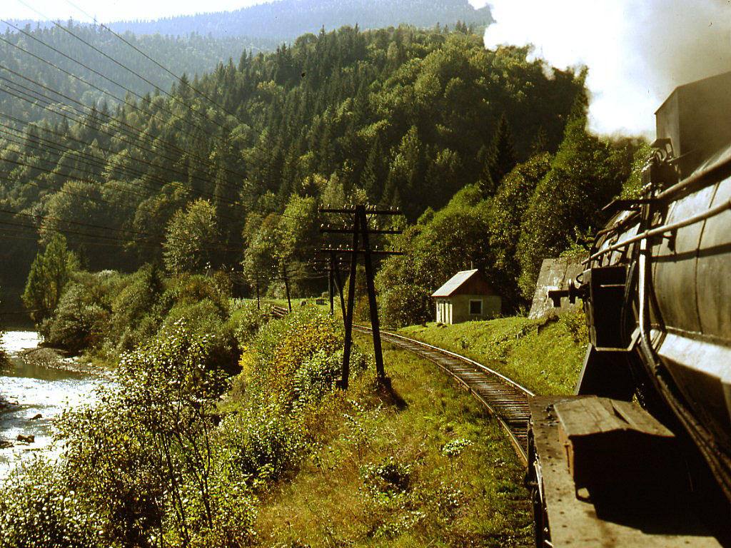 Ukraine Reise im Okt 94