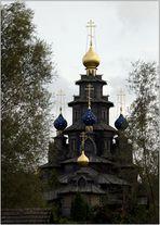 ... ukrainische Kirche ...