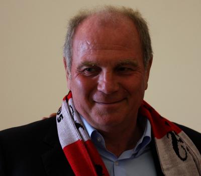 Uli Hoeneß, Seele und Manager des FC Bayern
