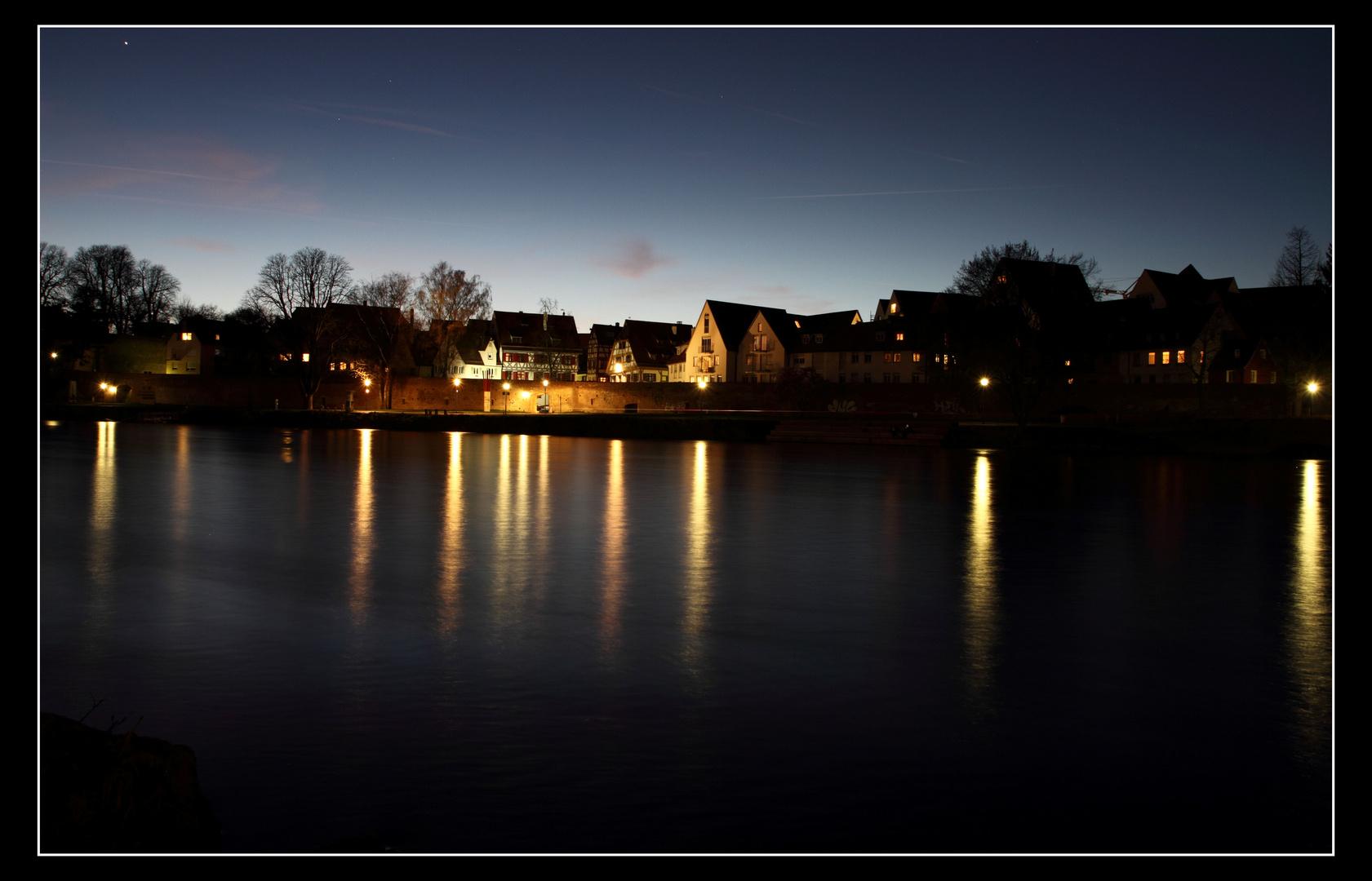 Ulm bei Nacht (III)