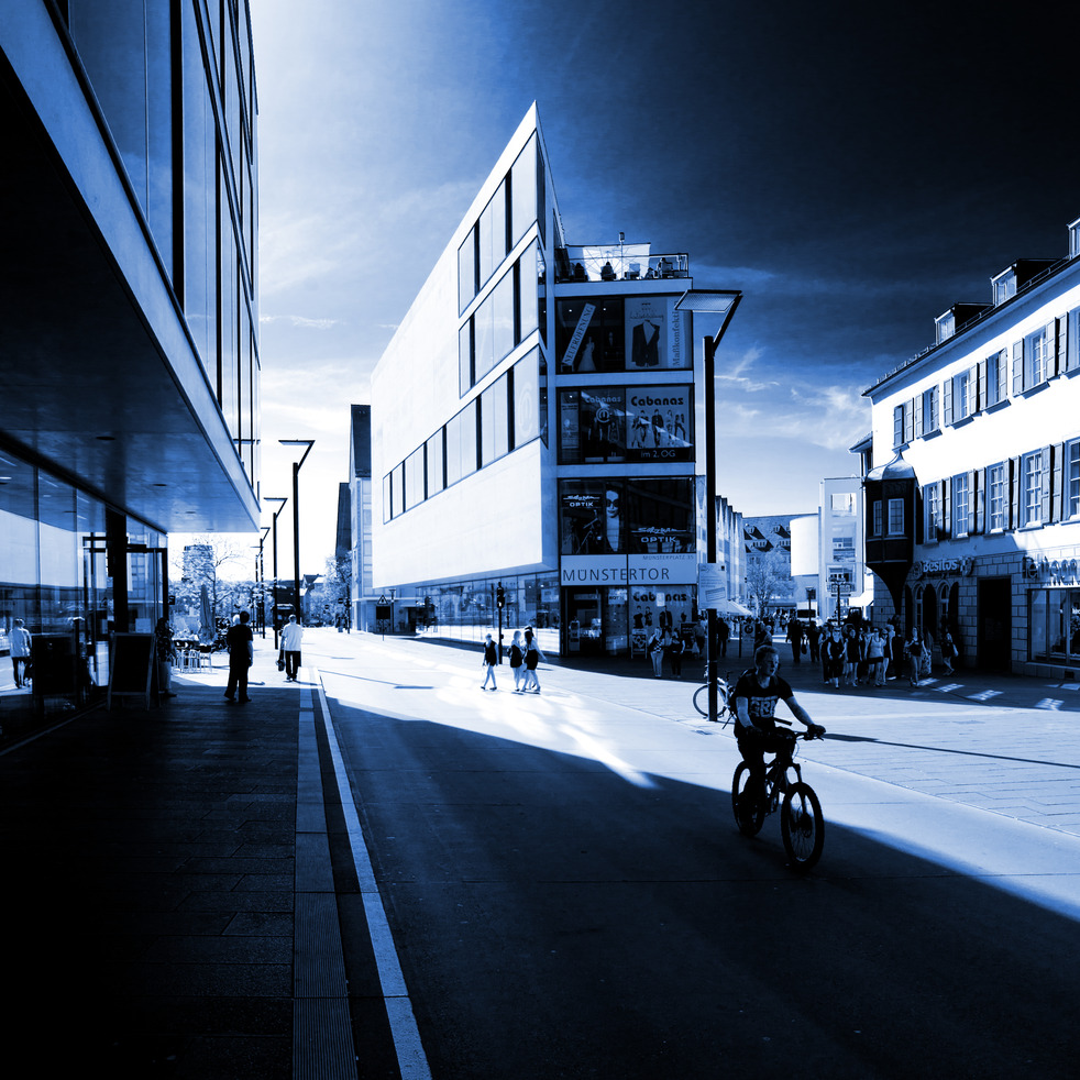 Ulm Center IV
