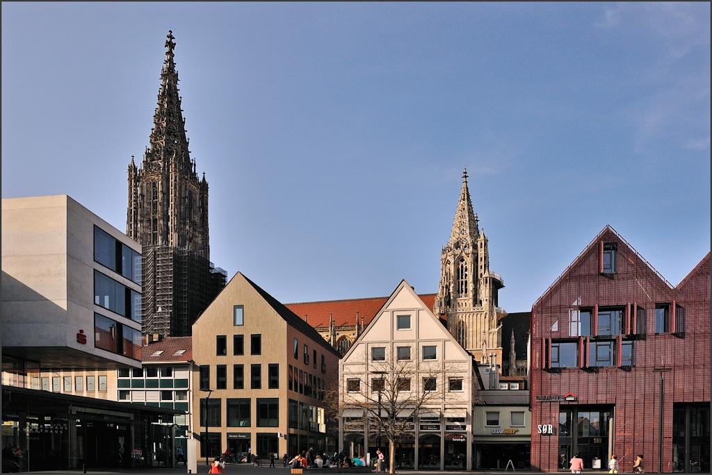 Ulm März 2014
