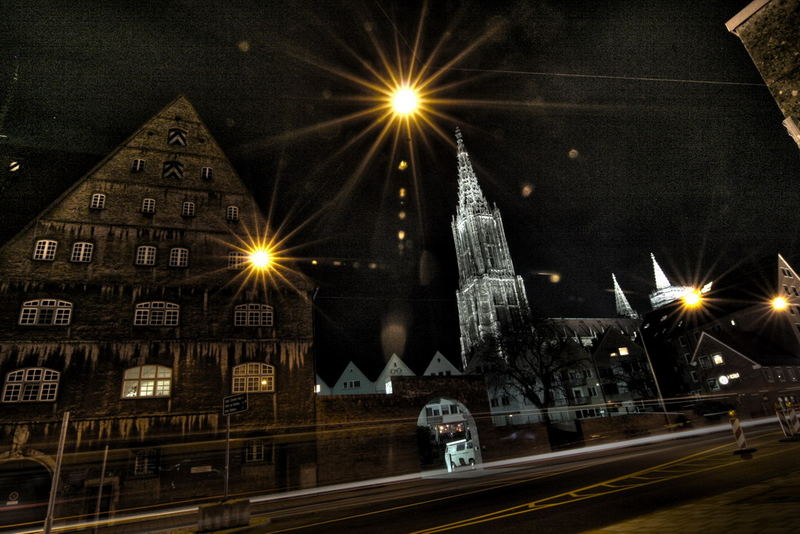 *Ulm Münster