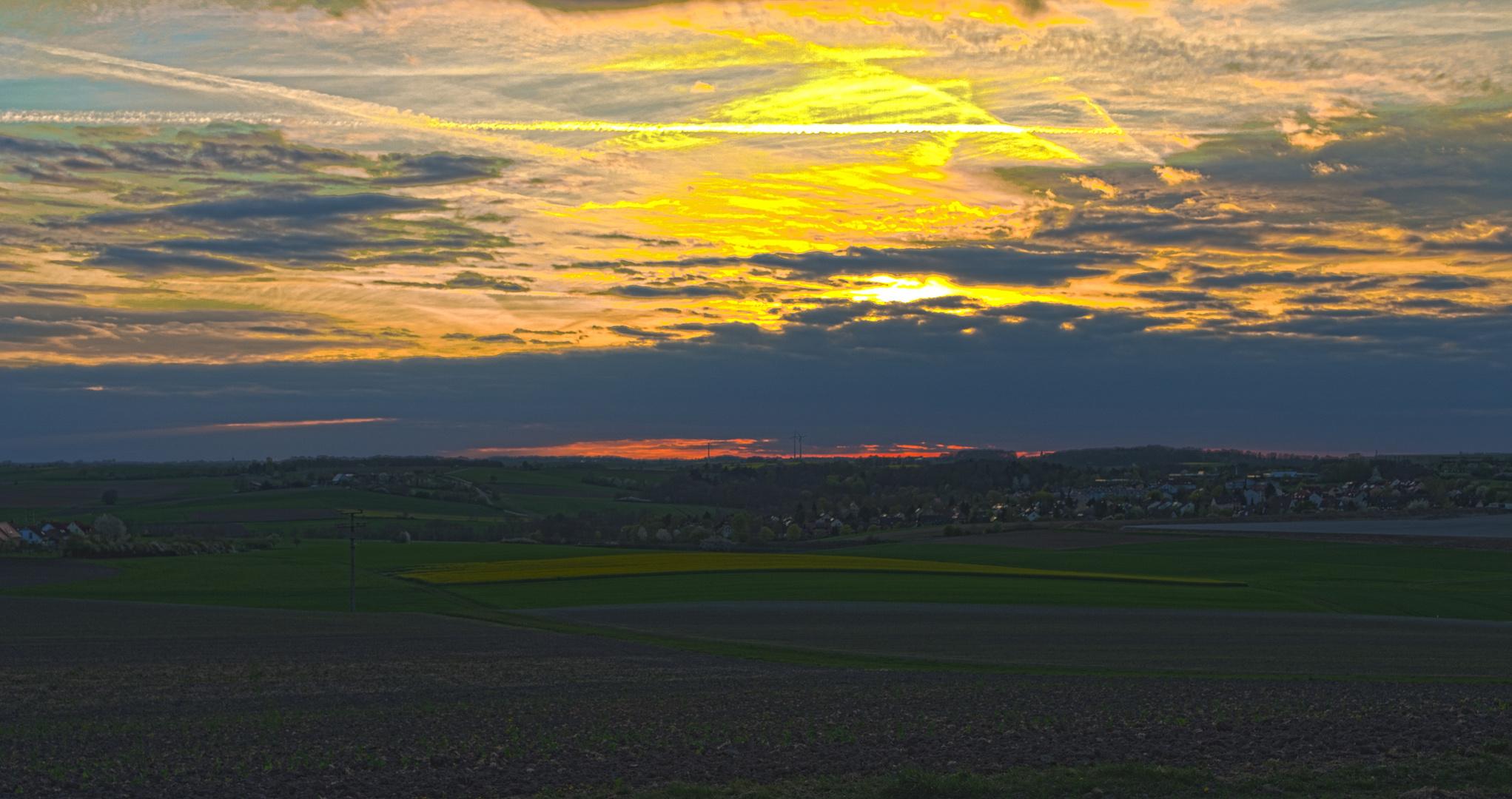 Ulmener Himmel