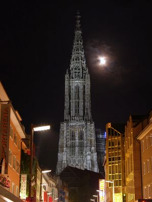 Ulmer Münster 23.09.04