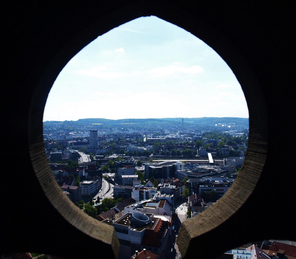 Ulmer Münster - 700 Stufen für dieses Bild