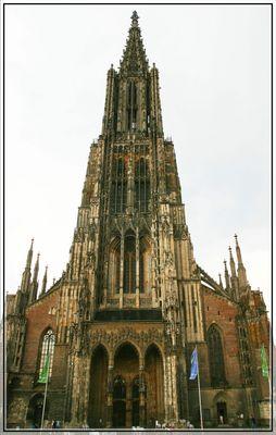 Ulmer Münster - Der höchste Kirchturm der Welt ist Evangelisch