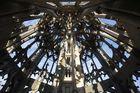 Ulmer Münster von oben